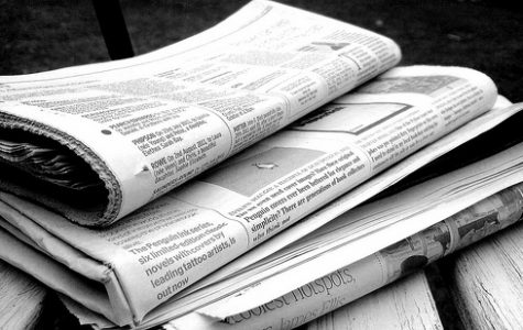 THE HISTORY OF THE NEWSPAPER