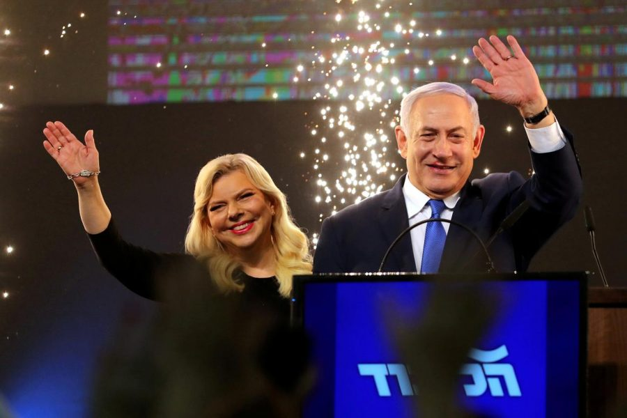ISRAEL PRIME MINISTER ELECTIONS