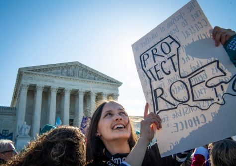 FIRST ABORTION CASE TO GO TO THE SUPREME COURT